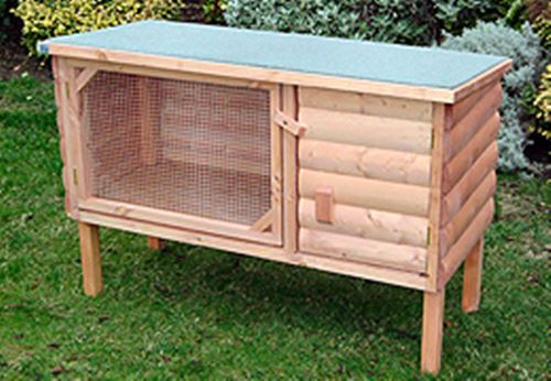 how to perfect build a rabbit hutch
