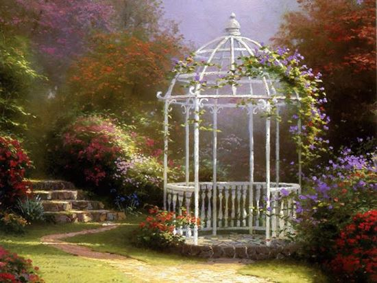 Romantic-Garden-Arbors-15