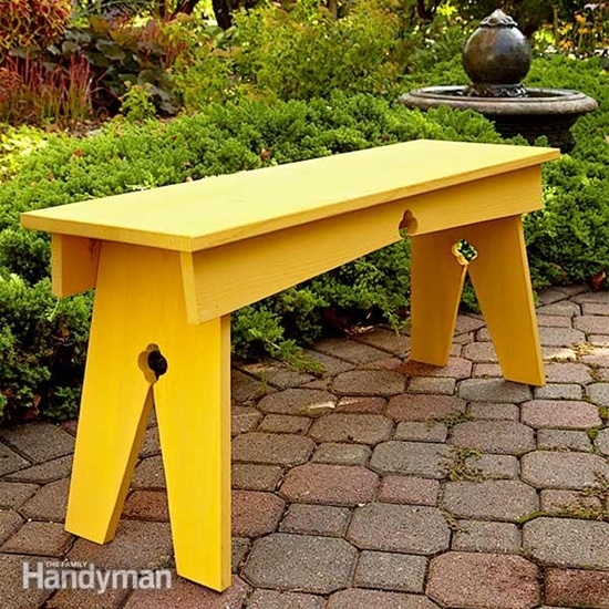 DIY-Wooden-Bench-Plans