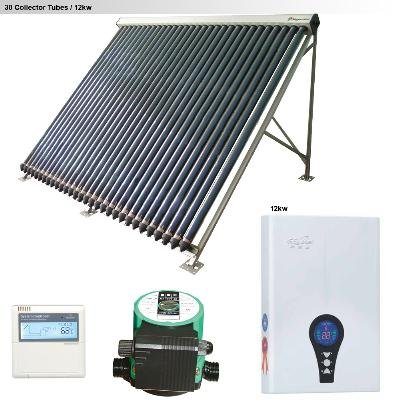 Gulf Stream Solar Kits for a Large Family